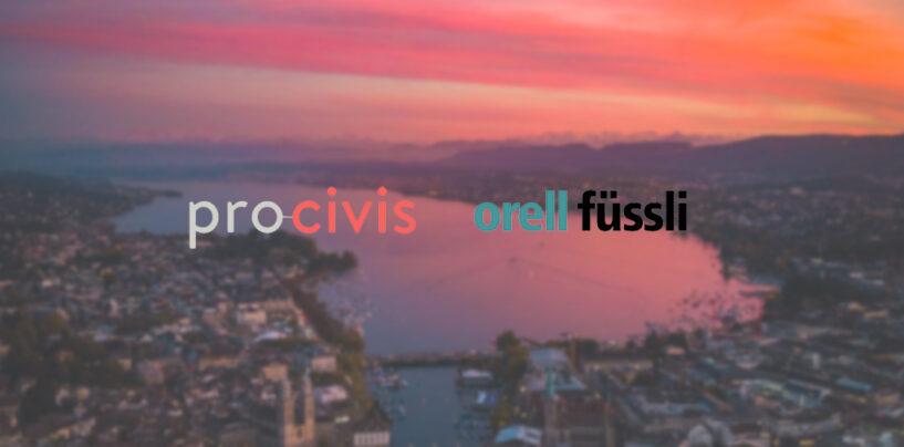 Orell Füssli Acquires Stake in Swiss E-Government Startup Procivis