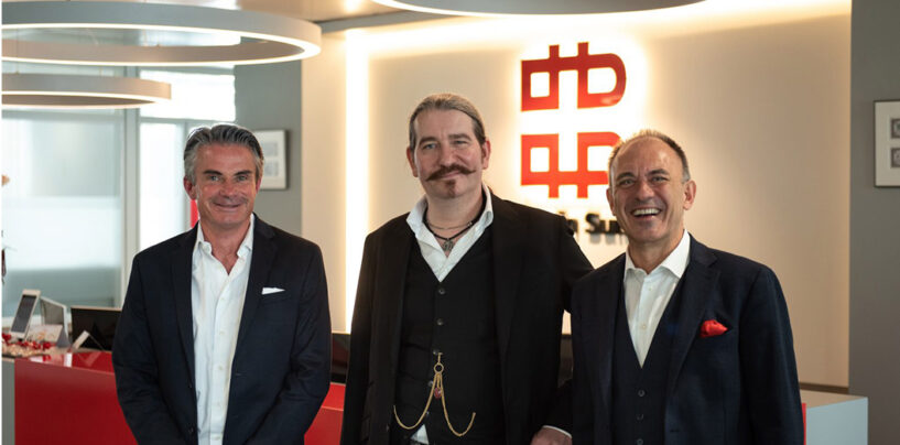 Bitcoin Suisse Announces Series A Capital Raise. Roger Studer Acts as Lead Investor