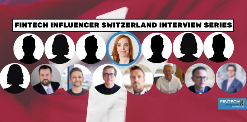 Fintech Influencer Switzerland Interview Series: 7 Fragen an Cornelia Stengel