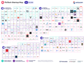 Swiss Fintech Startup Map May 2020 Welcomes 4 Newcomers