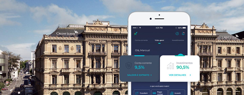 Credit Suisse Secures 35% of a Digital Bank in Brazil