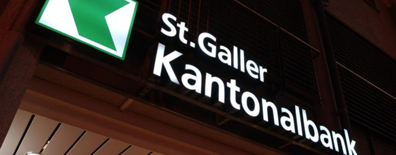 St.Galler Kantonalbank baut Open Wealthtech API