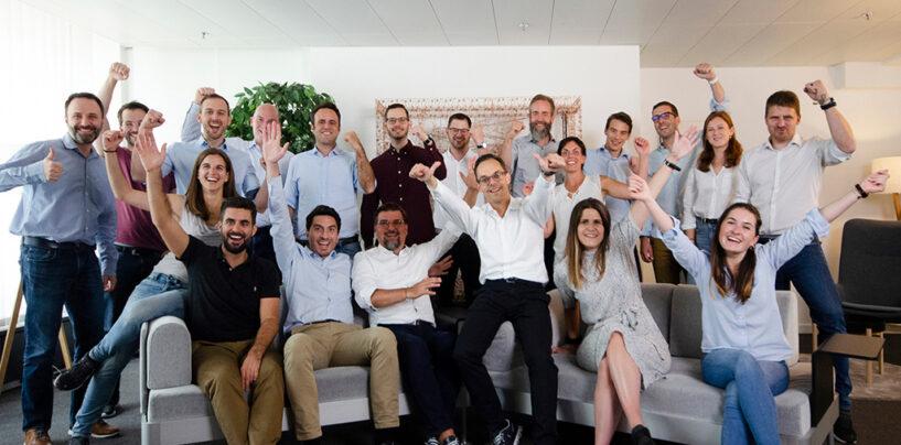 Axpo Holding platziert ersten Digitalen Green Bond über Loanboox