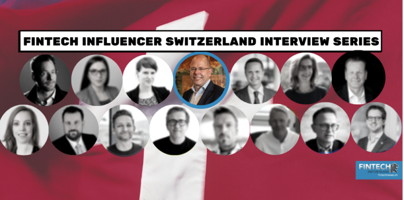 Fintech Influencer Switzerland Interview Series: 7 Questions to Ralph Mogicato