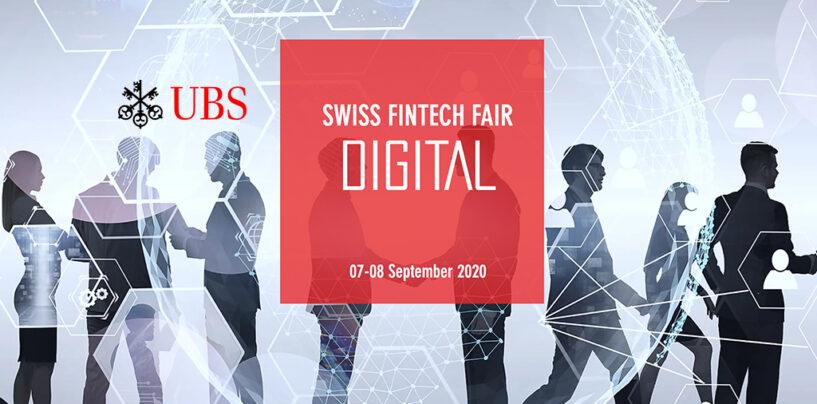 UBS wird Hauptpartnerin der Digitalen Swiss Fintech Fair