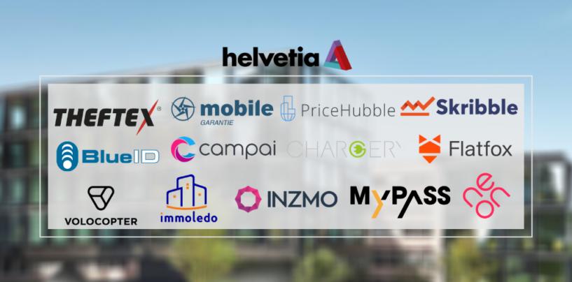 Swiss Insurance Group Helvetia Makes Fintech Moves