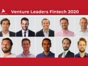 Venture Leader: Swiss National Fintech Team 2020