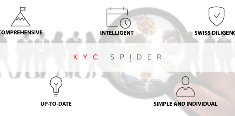 KYC.ch: A Cohesive, Unified Digital KYC Ecosystem