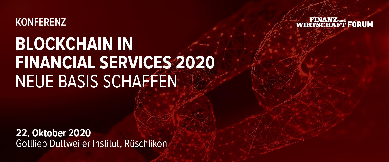 Blockchain in Financial Services 2020
