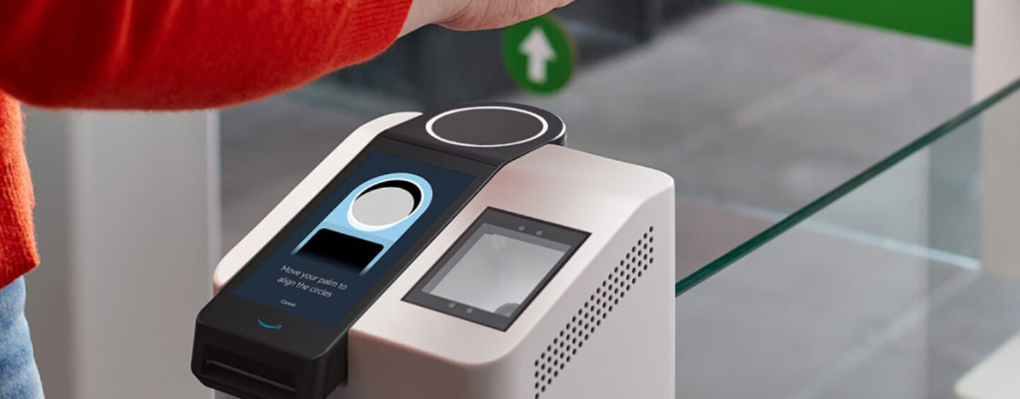 Pay With Your Palm? Amazon Launched New Biometric System