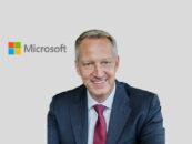 René Hürlimann Promoted To Microsoft Switzerland's Executive Team