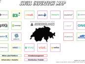 Swiss Insurtech Startup Map 2020