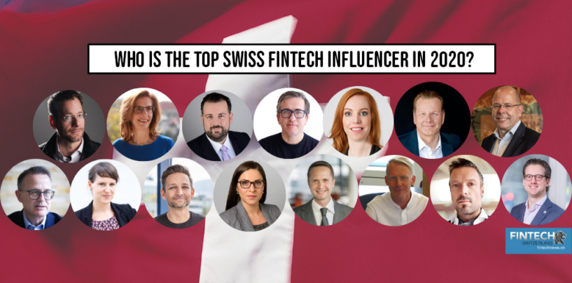 Survey: Who is the Top Swiss Fintech Influencer in 2020?