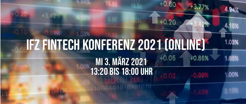 IFZ FinTech Konferenz 2021