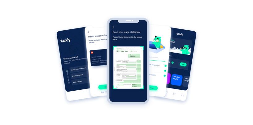 Helvetia Venture Fund Invests in Taxtech Startup Taxly