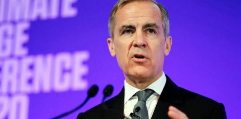 Former Governor of the Bank of England Joins Stripe's Board of Directors