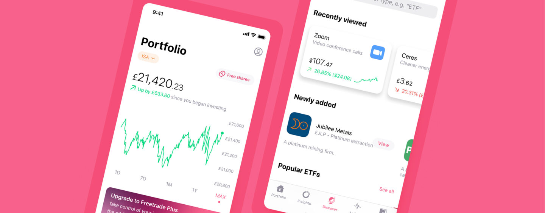 European Trading-App Freetrade Secures $69 Million in Series B Funding