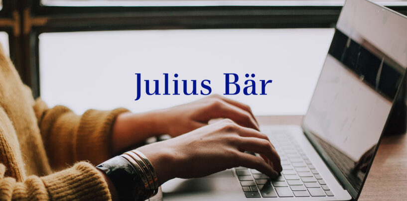 Julius Baer Rolls Out Digital Onboarding for Its Private Clients