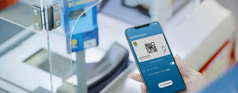 Lidl Pay startet in Deutschland