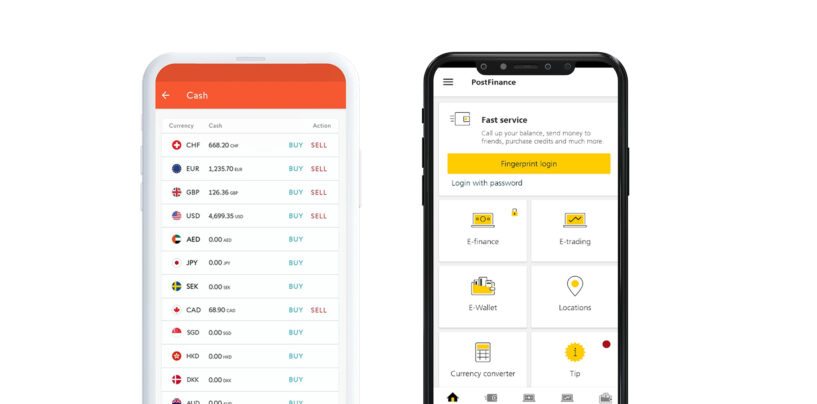 Postfinance and Swissquote Set to Officially Kick Off Their Digital Banking App Yuh