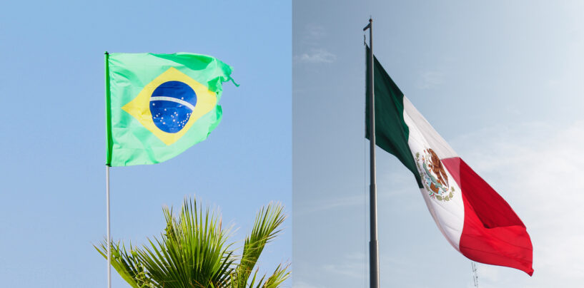 Brazil and Mexico Emerge as Top Fintech Countries in Latin America