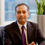 Sulabh Agarwal, who leads Accenture's Payments group globally
