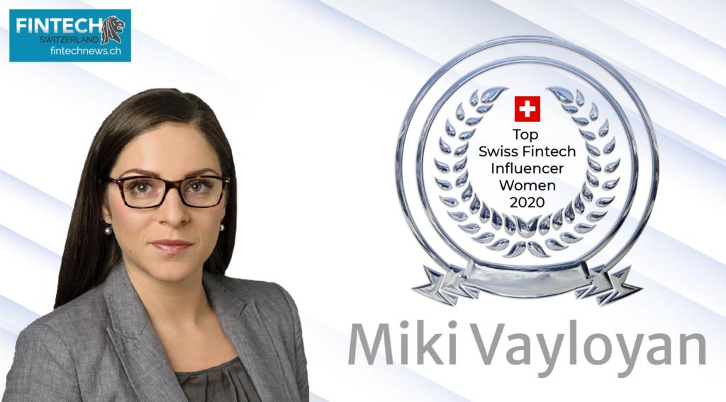Top Swiss Fintech Influencers of 2020 Milki