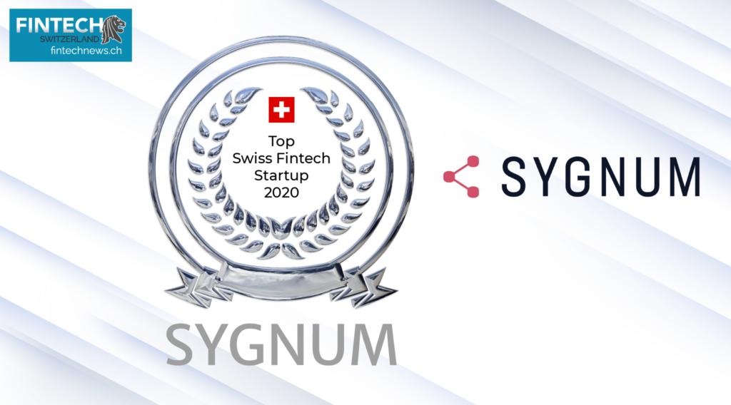 Top Swiss Fintech Startups of 2020 Sygnum