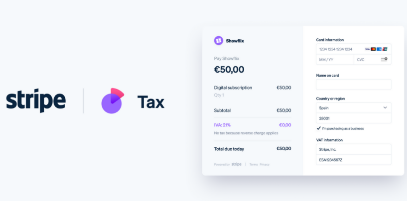 Stripe Rolls Out Tax Compliance Feature for Businesses in Over 30 Countries