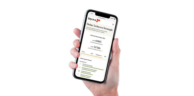 Inyova launcht nachhaltiges 3a-Vorsorge-Produkt