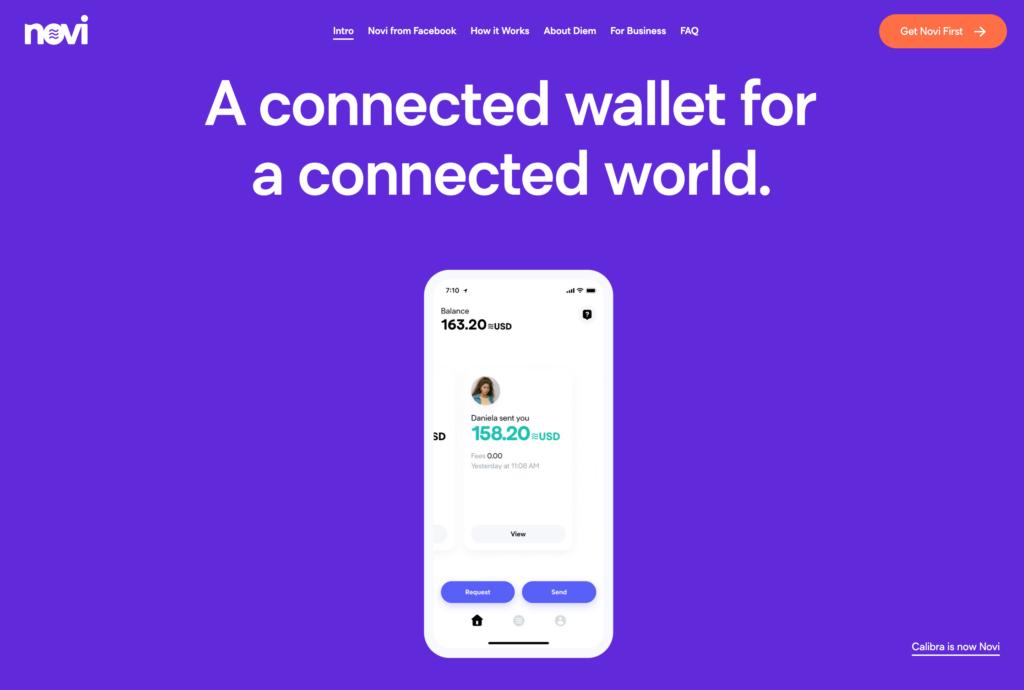 Novie Homepage
