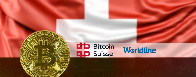 Worldline, Bitcoin Suisse Enable Swiss Merchants To Accept Bitcoin Payments
