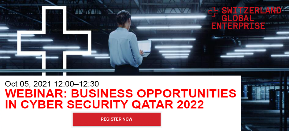 BUSINESS OPPORTUNITIES IN CYBER SECURITY QATAR 2022