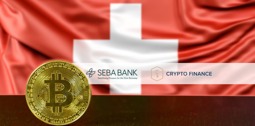 SEBA Bank, Crypto Finance Licensed as Custodians of the First Swiss Crypto Fund