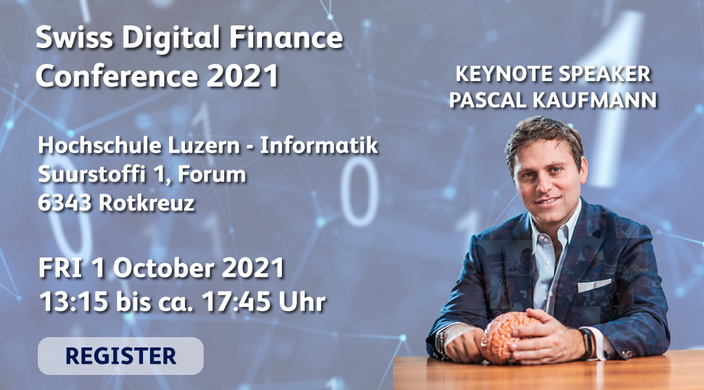 Swiss Digital Finance Conference 2021