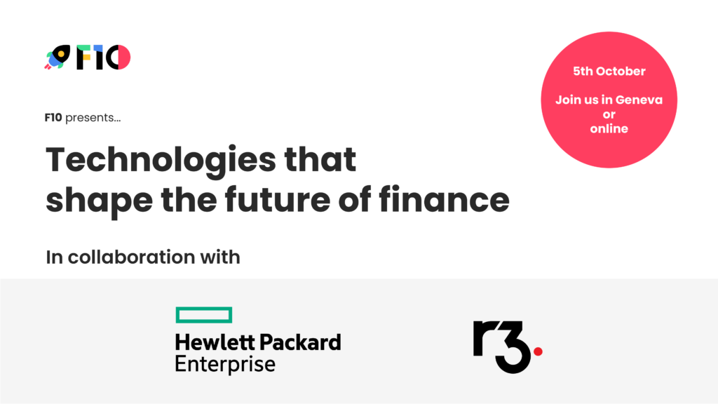Technologies That Shape the Future of Finance