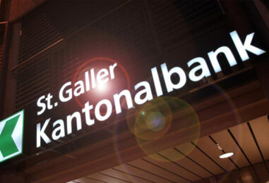 Die St.Galler Kantonalbank startet mit Open Wealth API